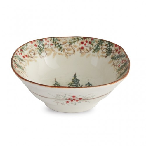 Natale Pasta Cereal Bowl