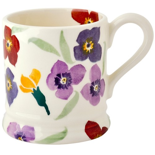Wallflower 1/2pt Mug