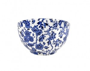 Blue Arden Rice Bowl Retired