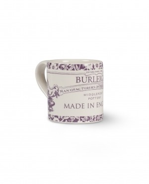 Heritage Mug Plum Retired