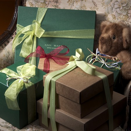 Ann Marie Gift Packaging