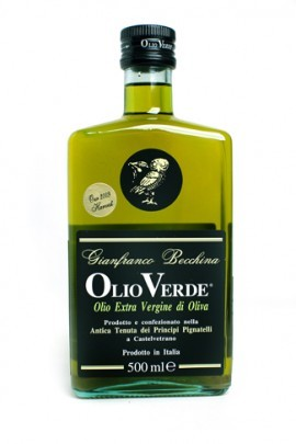 Olio Verde Olive Oil First Press 2017