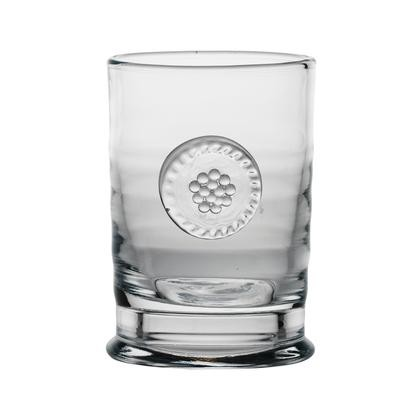 Berry & Thread Votive Clear