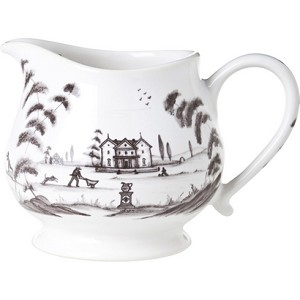 Country Estate Flint Creamer