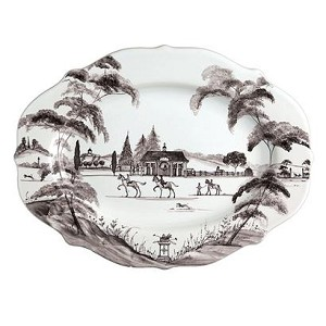 Country Estate Flint Medium Serving Platter
