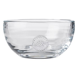 "Berry & Thread Glassware 5"" Bowl Clear"
