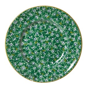 Green Lawn Lunch Plate