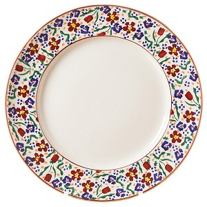 Wildflower Meadow Dinner/Serving Plate