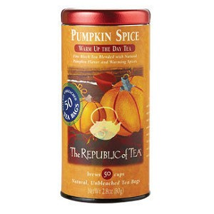 Republic of Tea Pumpkin Spice Tea