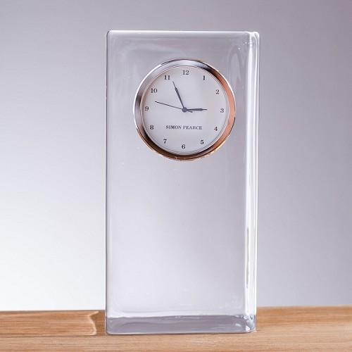 "Woodbury Clock 5.75"" Tall"