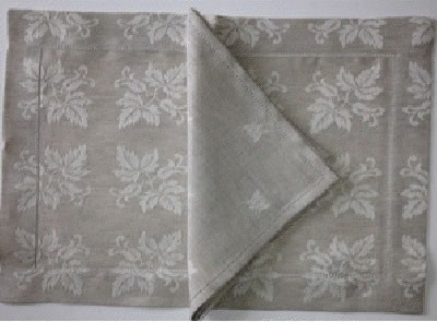 Edera Napkin Natural