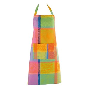 Mille Wax Creole Coated Apron