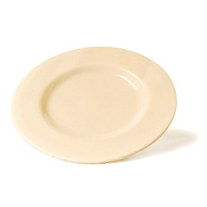 Pichon Uzes Dinner Plate, Cream