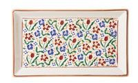 Wild Flower Meadow Medium Rectangle Dish